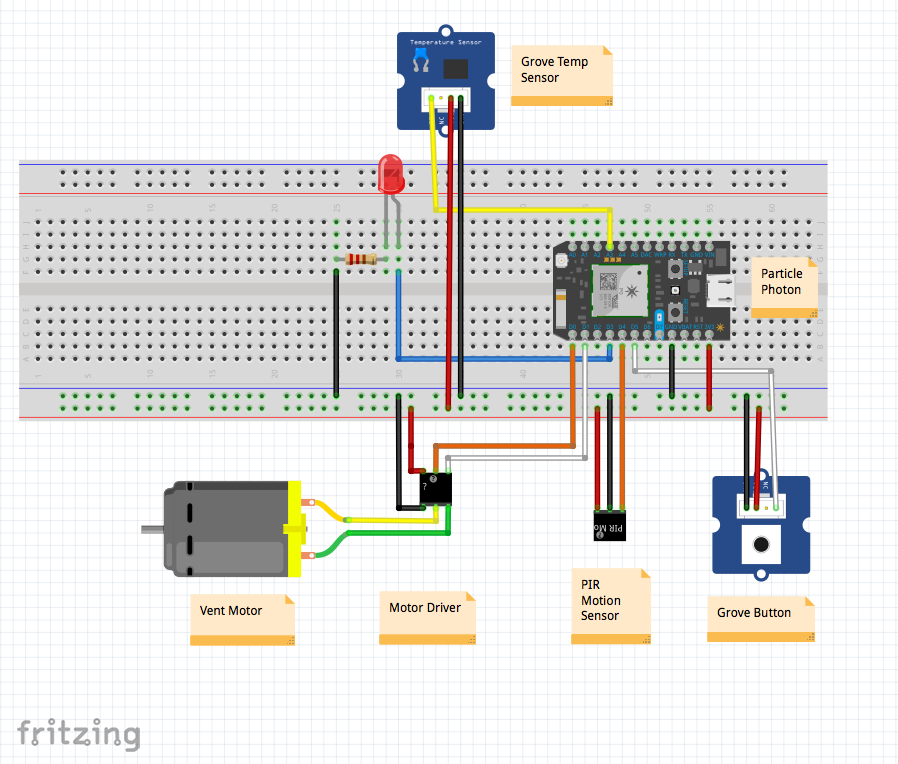Smart Vent System - Hackster.ioHackster.io
