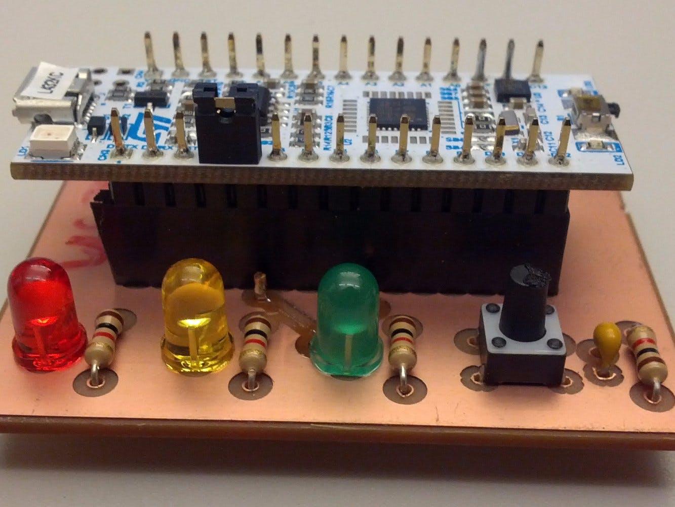 Custom PCB Board Fabrication