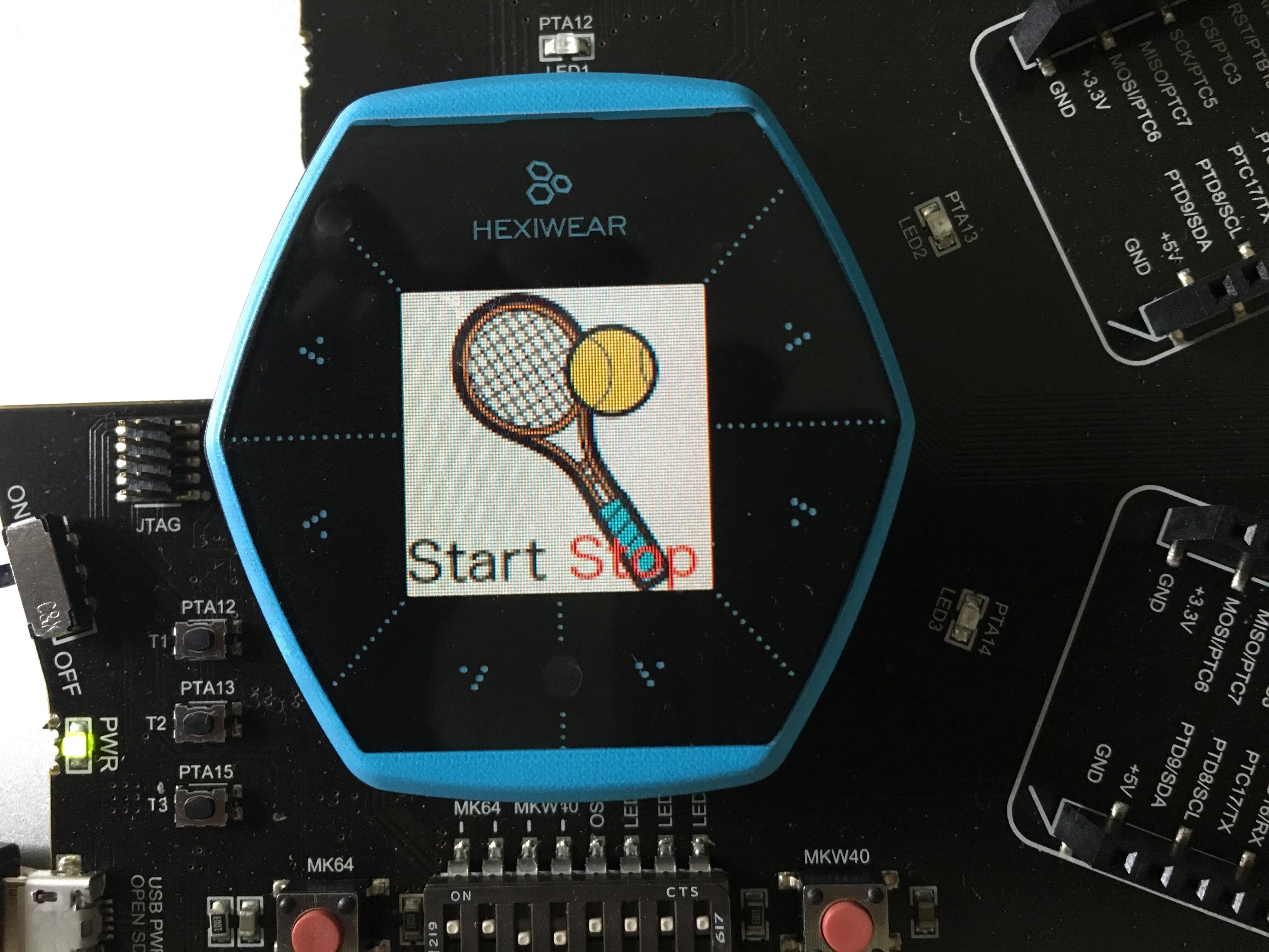 My Smart Racket Recommender