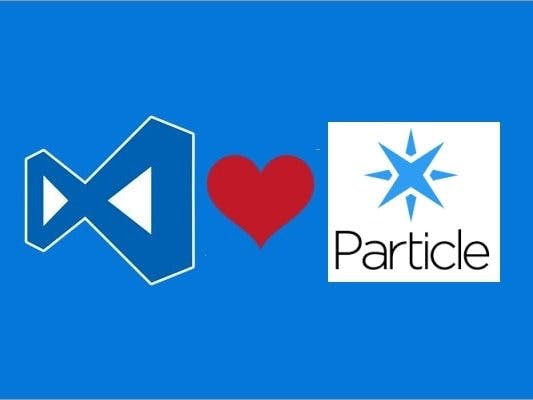 Use Visual Studio Code for your Particle Development Needs