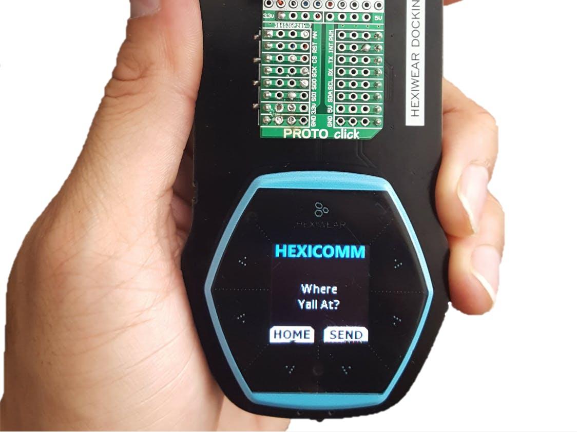 HexiComm