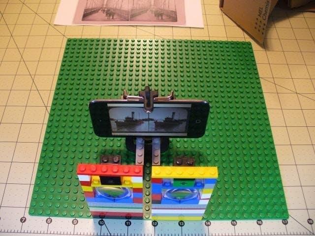 Lego VR Goggles
