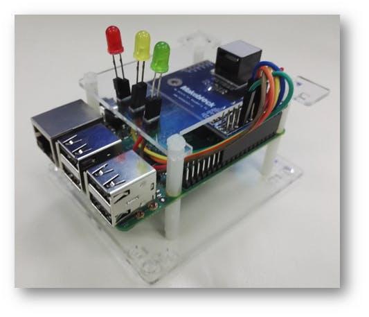 Custom Raspberry Pi 3 Assembly