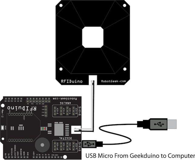 RFID Tag Windows (Vista, 7, 8, and 10) Login - Hackster io