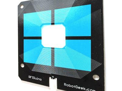 RFID Tag Windows (Vista, 7, 8, and 10) Login