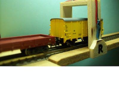 Model Train Control