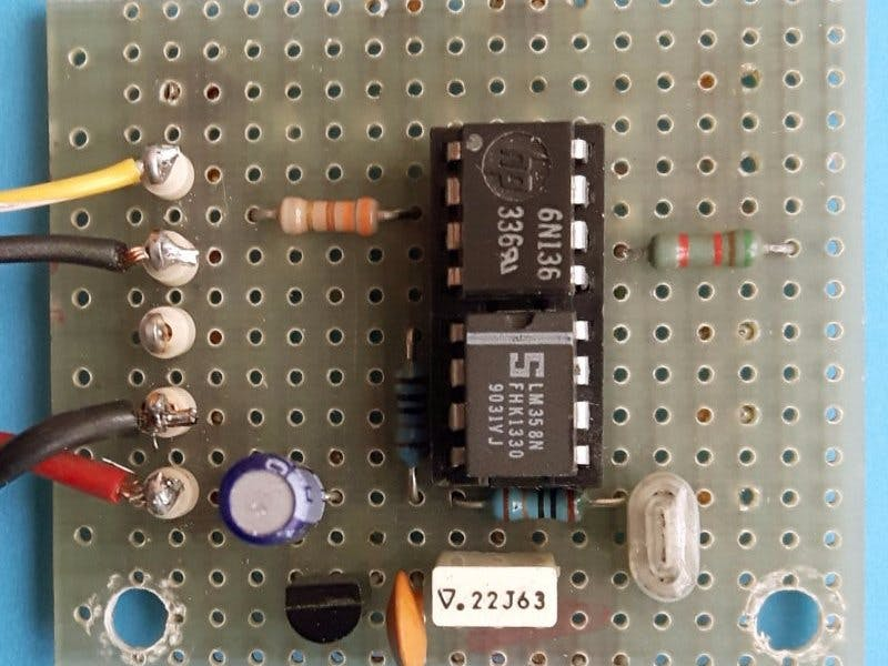 An Isolated Analog Output for Arduino Uno