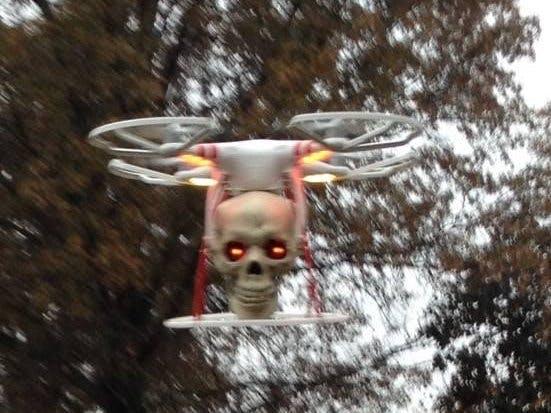 DroneSkull