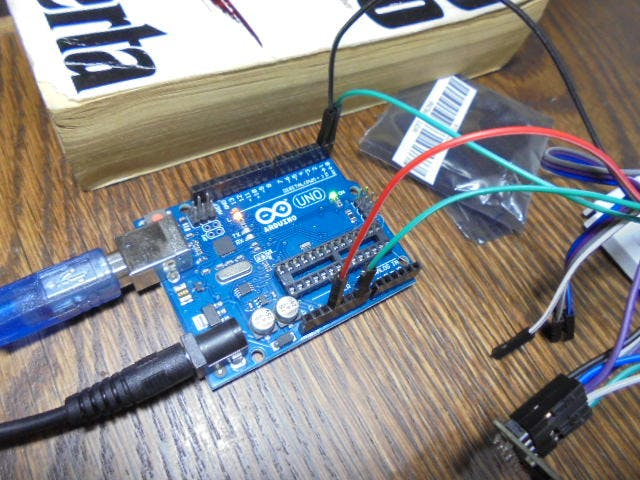 Arduino without MC used as serial Interface with ESP8266