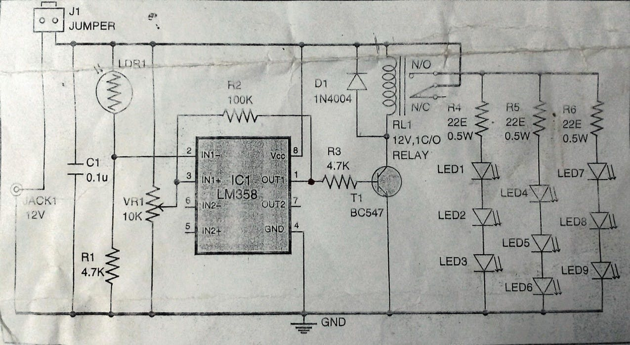 Ir Home Automation With Intelligent Lighting Picture Of Automatic Switching Street Lights By Using Ldr And Relay