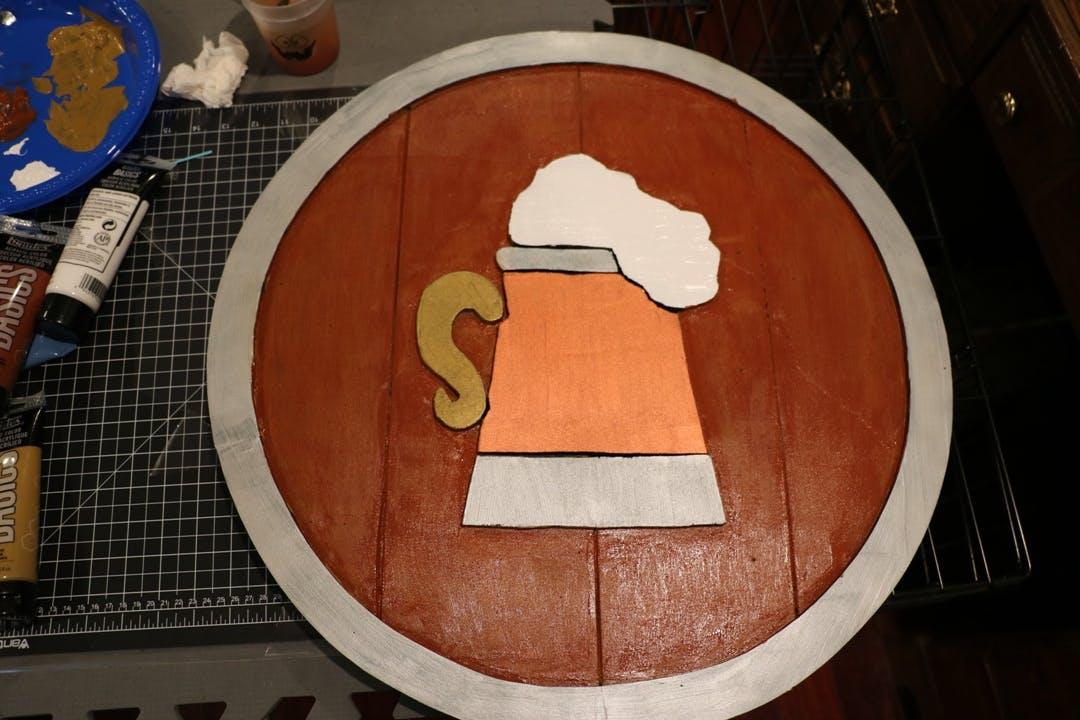 Foaming Mug Shield