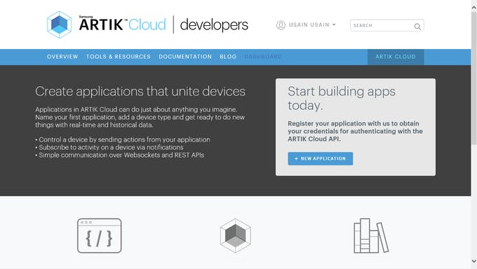 builing app that can be cnnected to web or anodroid application
