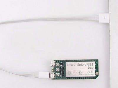 Getting Started with Station Mode of LinkIt Smart 7688 Duo