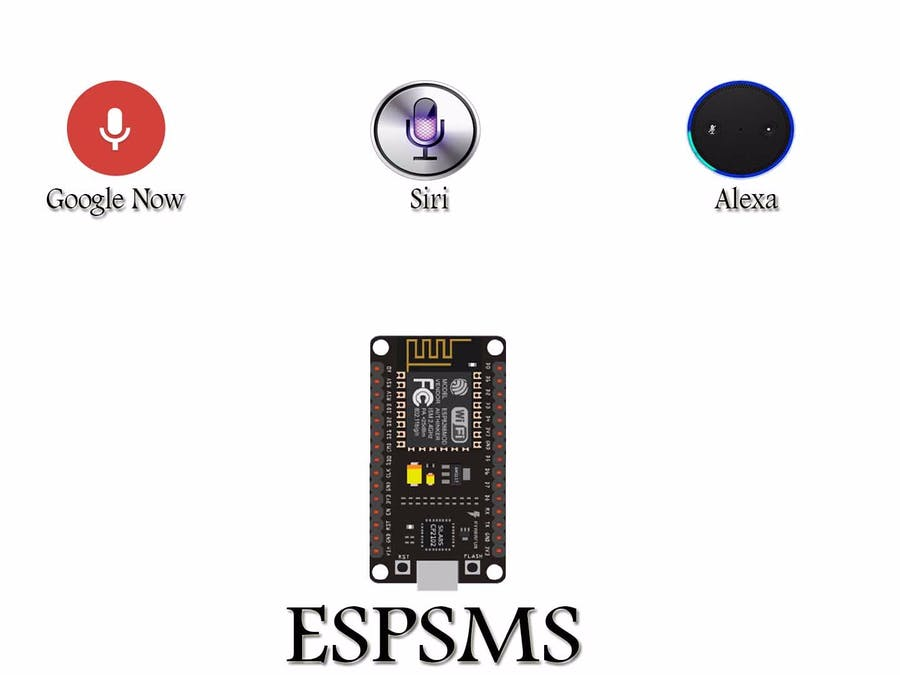 ESPSMS - Your Own Made Personal Assistant