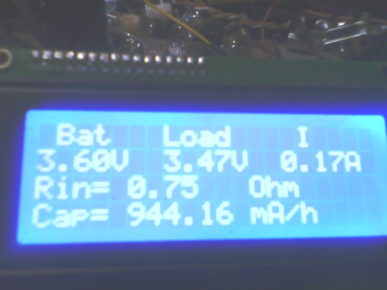 Simple Arduino Battery Capacity Tester Pic16f84 Circuit For Lcd Nokia