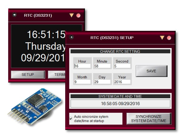 Synchronize Your Raspberry With Real Time Clock