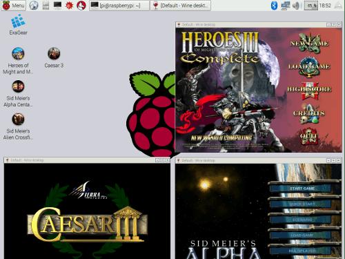 Gaming Beyond RetroPie (Play x86 Games on Raspberry Pi