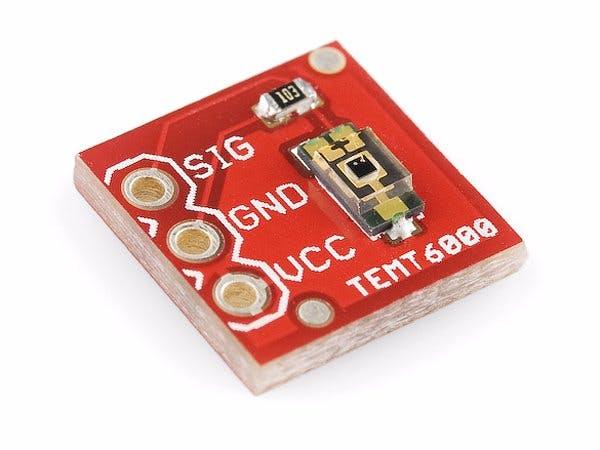 Ambient Light Sensor with Arduino