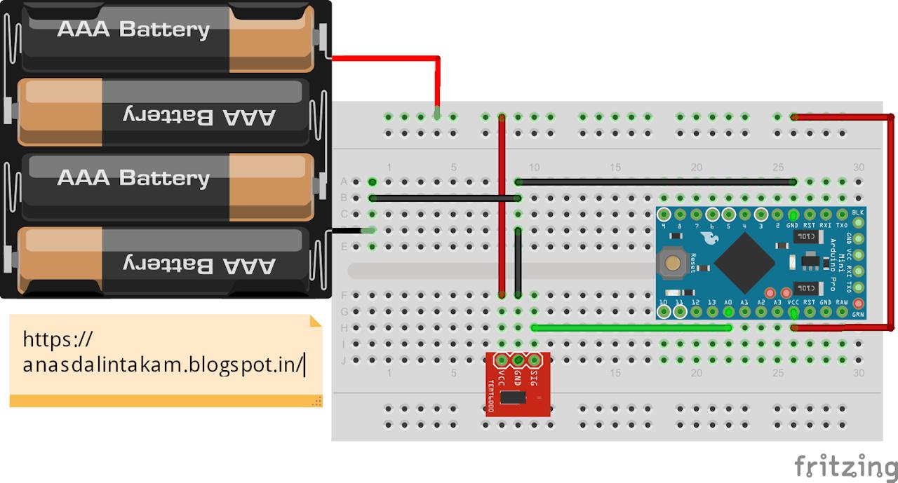 Ambient Light Sensor with Arduino - Arduino Project Hub