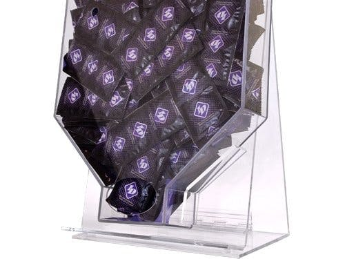 condoms on demand