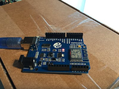 Arduino IoT with SAP HANA Cloud Platform