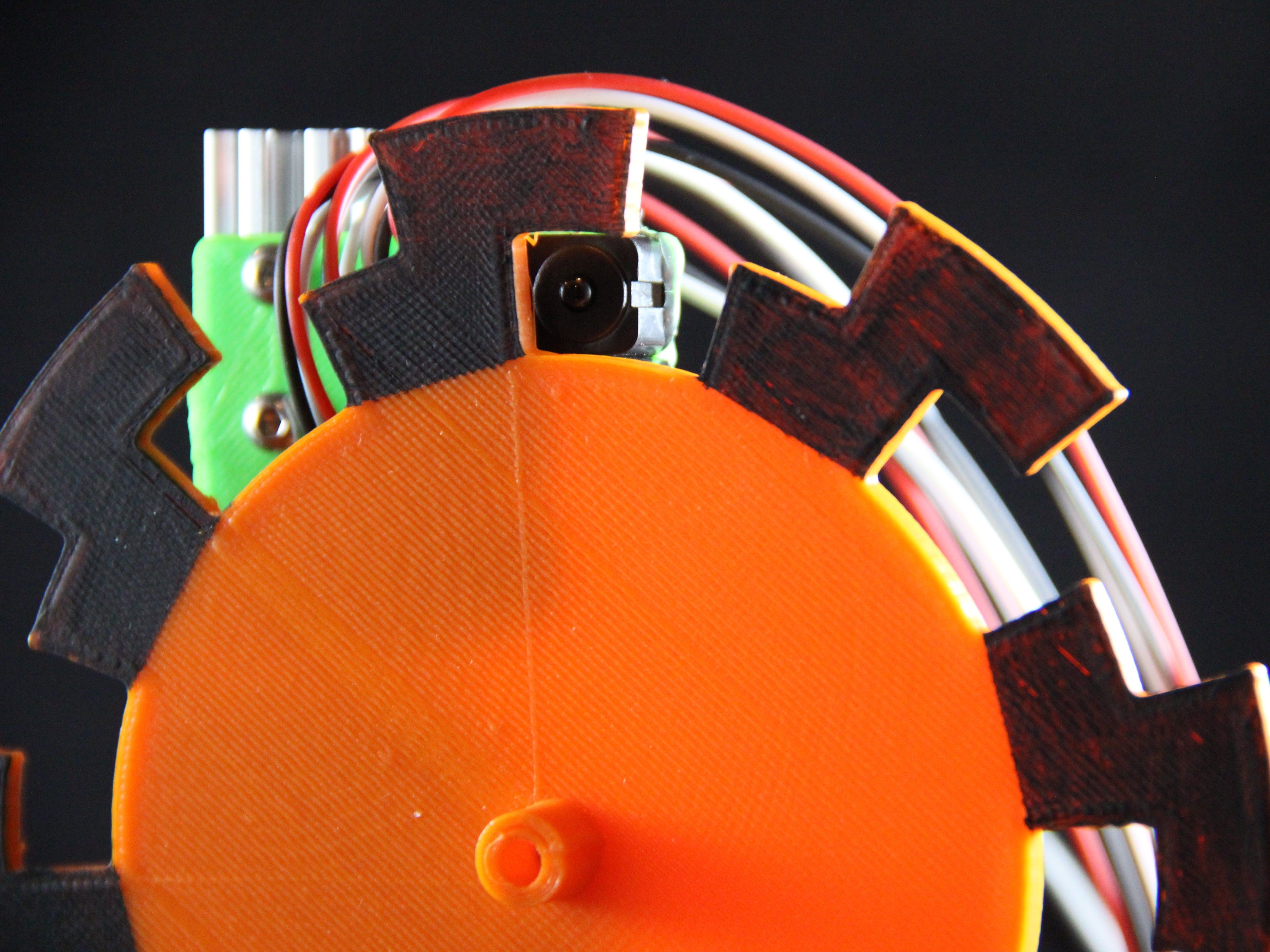 Exploring Encoders - Step Trackers for Motors