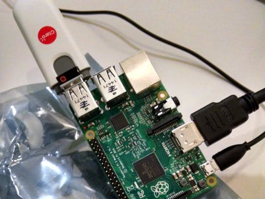 Connect Raspberry Pi to Cellular with Huawei E303 Modem - Hackster io