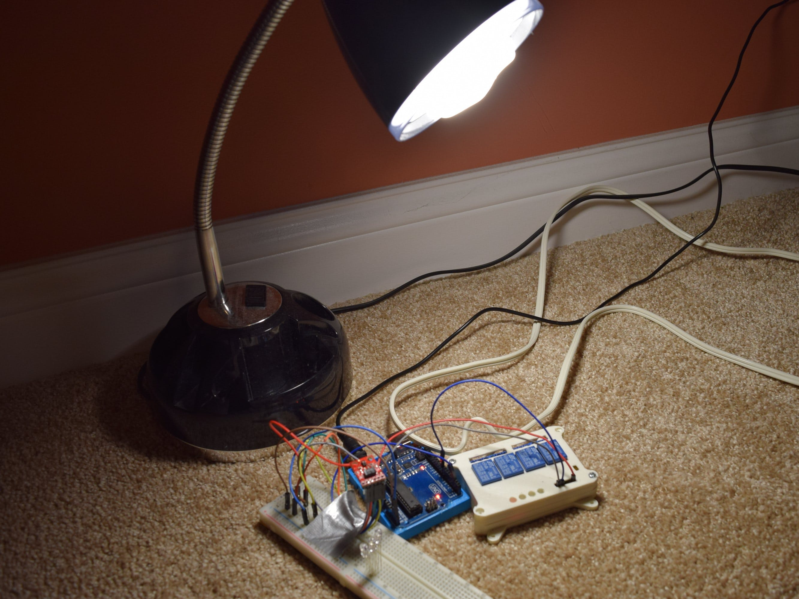 Arduino Smart Lamp