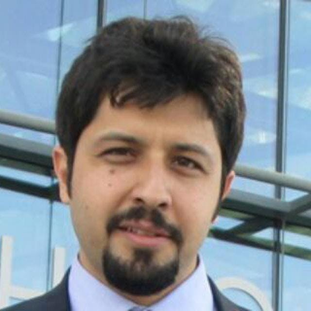 Ehsan Aerabi