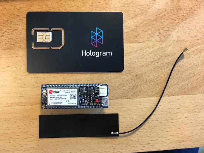 This module replicates Arduino functions and has cellular connectivity