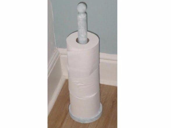 Toilet Roll Nightmare Avoidance System