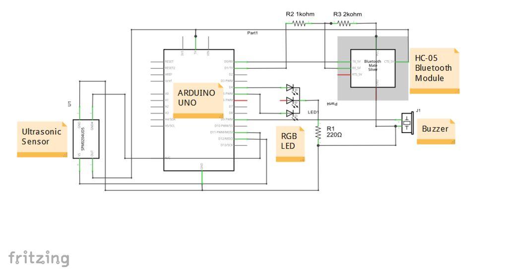 Using The Arduino Uno And Hc05 Bluetooth Module Project Hubrhcreatearduinocc: Arduino Bluetooth Module Schematic At Gmaili.net