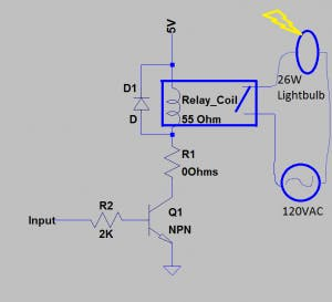 Pleasing Control Your Lights With Arduino And A Relay Hackster Io Wiring Database Gramgelartorg