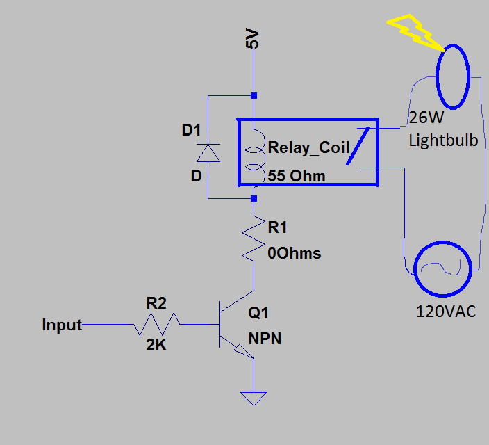 Control Your Lights With Arduino And A Relay - Hackster io