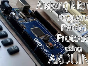Analyze Any IR Protocol With Just You Arduino Board