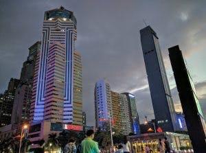Shenzhen skyscrappers