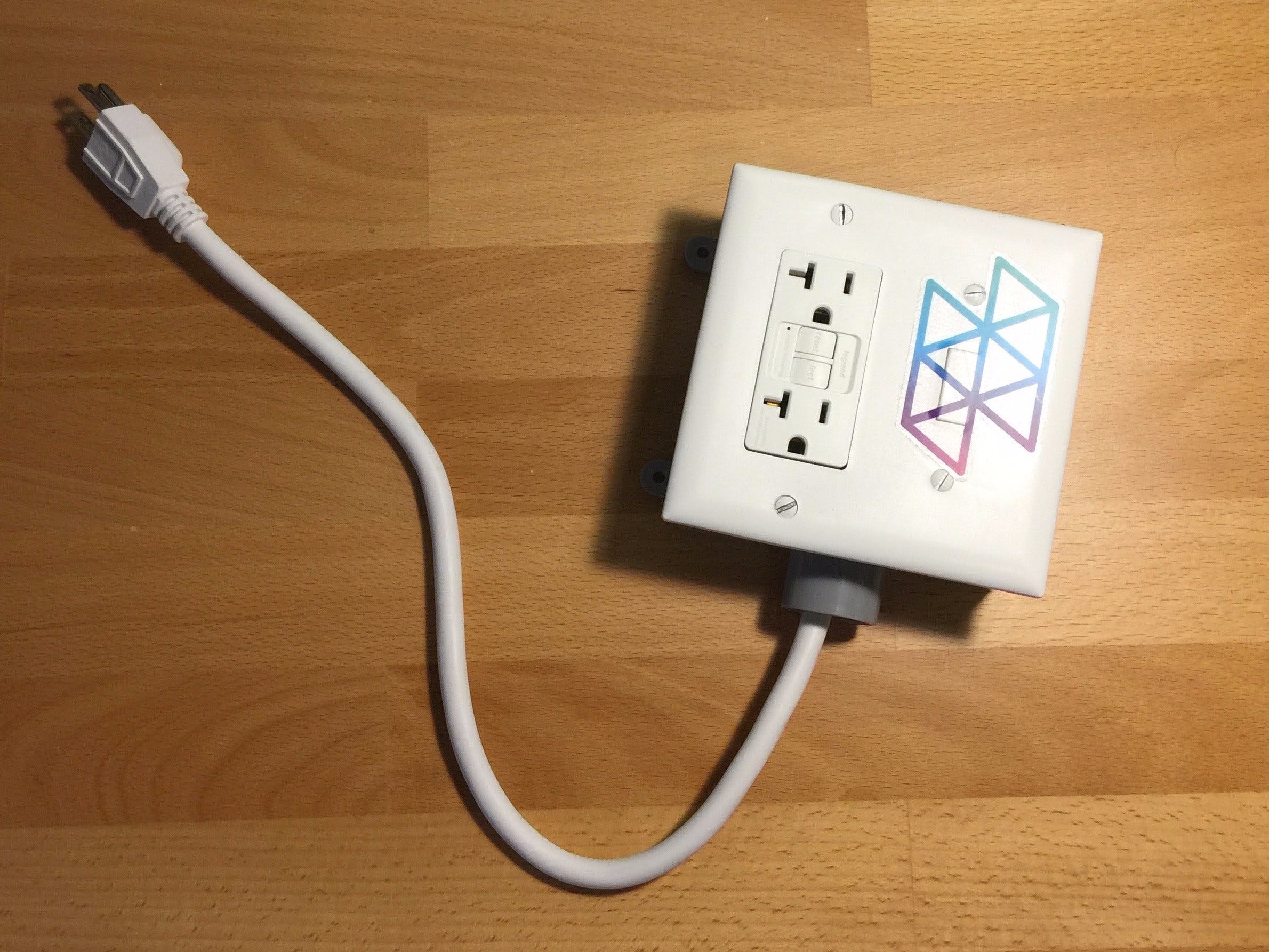Cellular Connected Power Outlet