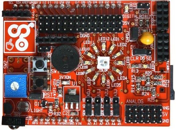 idIoTware Shield