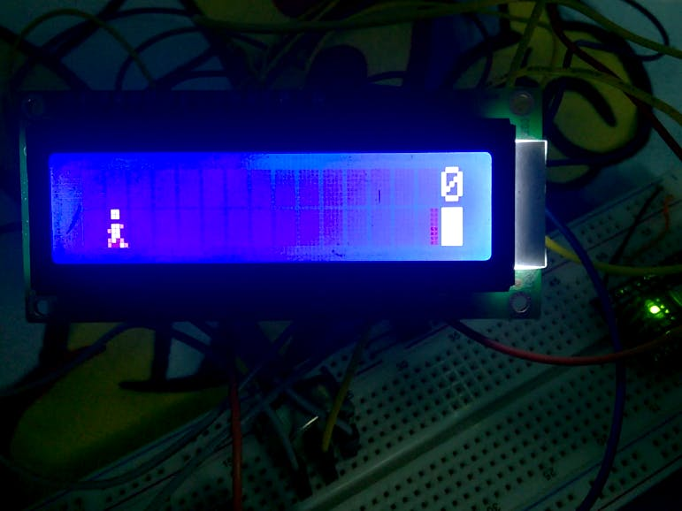 Arduino game by lcd hackster
