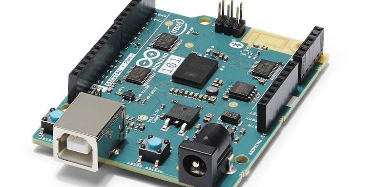 Arduino 101 - Invent Your Future!
