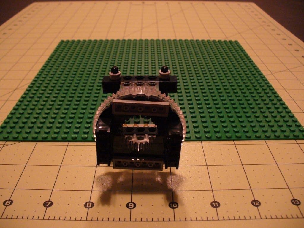 Lego Optics Lab: Filter Rotator