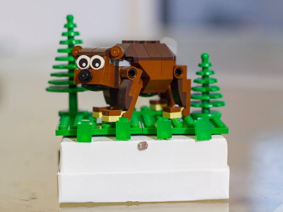 LEGO-Compatible Night Light