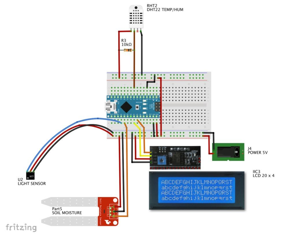 Ardufarmbot Controlling A Tomato Home Farm Using Arduino Color Sensor Circuit Diagram Group Picture Image By Tag