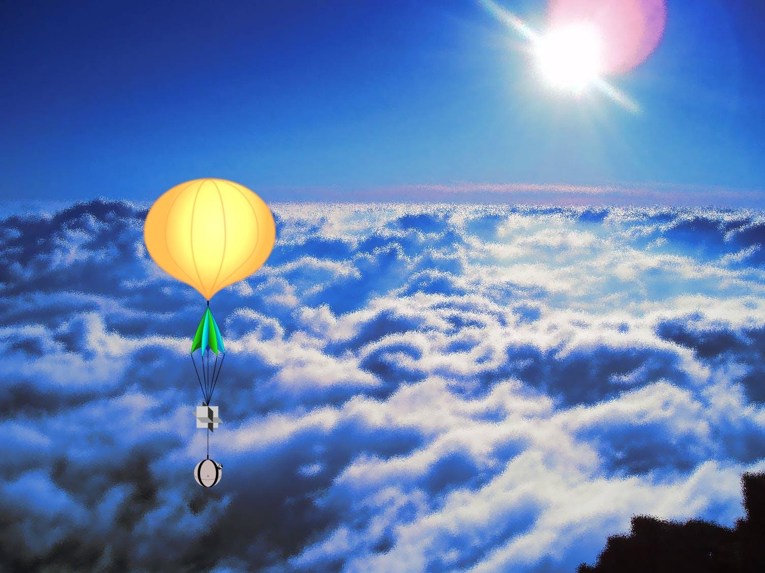 Mission S-09 Mk1 - High Altitude Environmental Ballooning