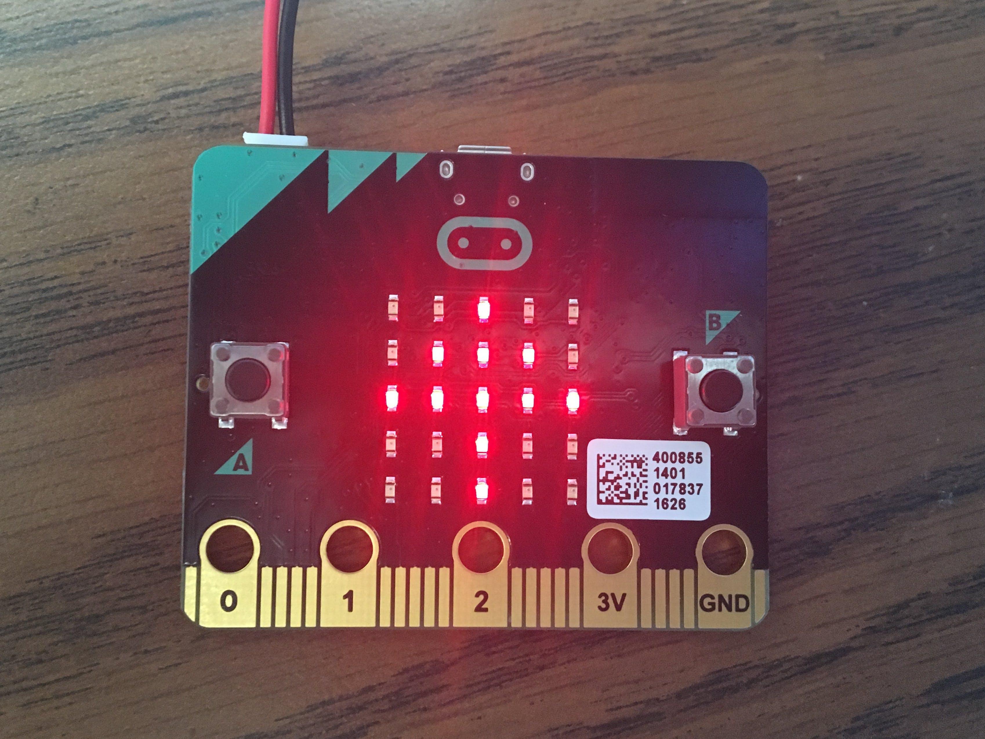 Micro:bit Board Game