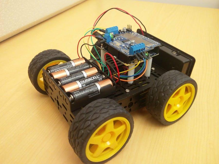 BLE Bot 9000 - Hackster io
