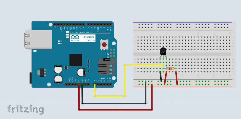 Feel the Heat with Arduino and Cayenne - Hackster io