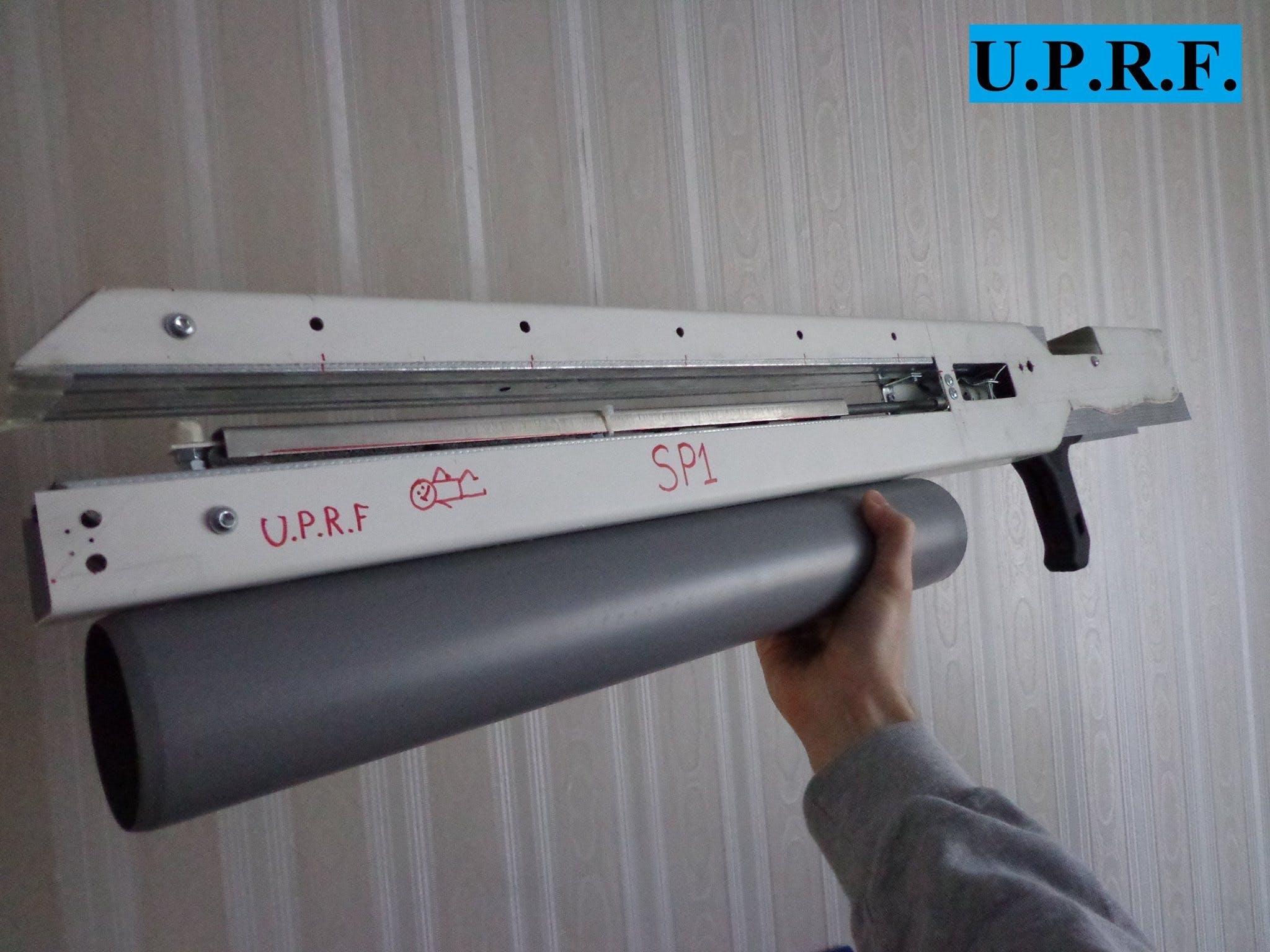 XMAS Firework Launcher/Gun