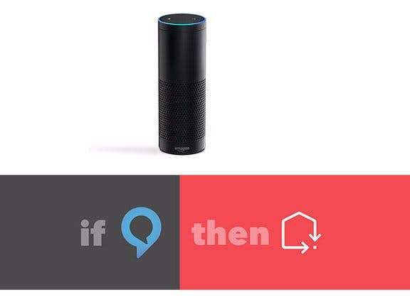 Alexa AWS IFTTT UK
