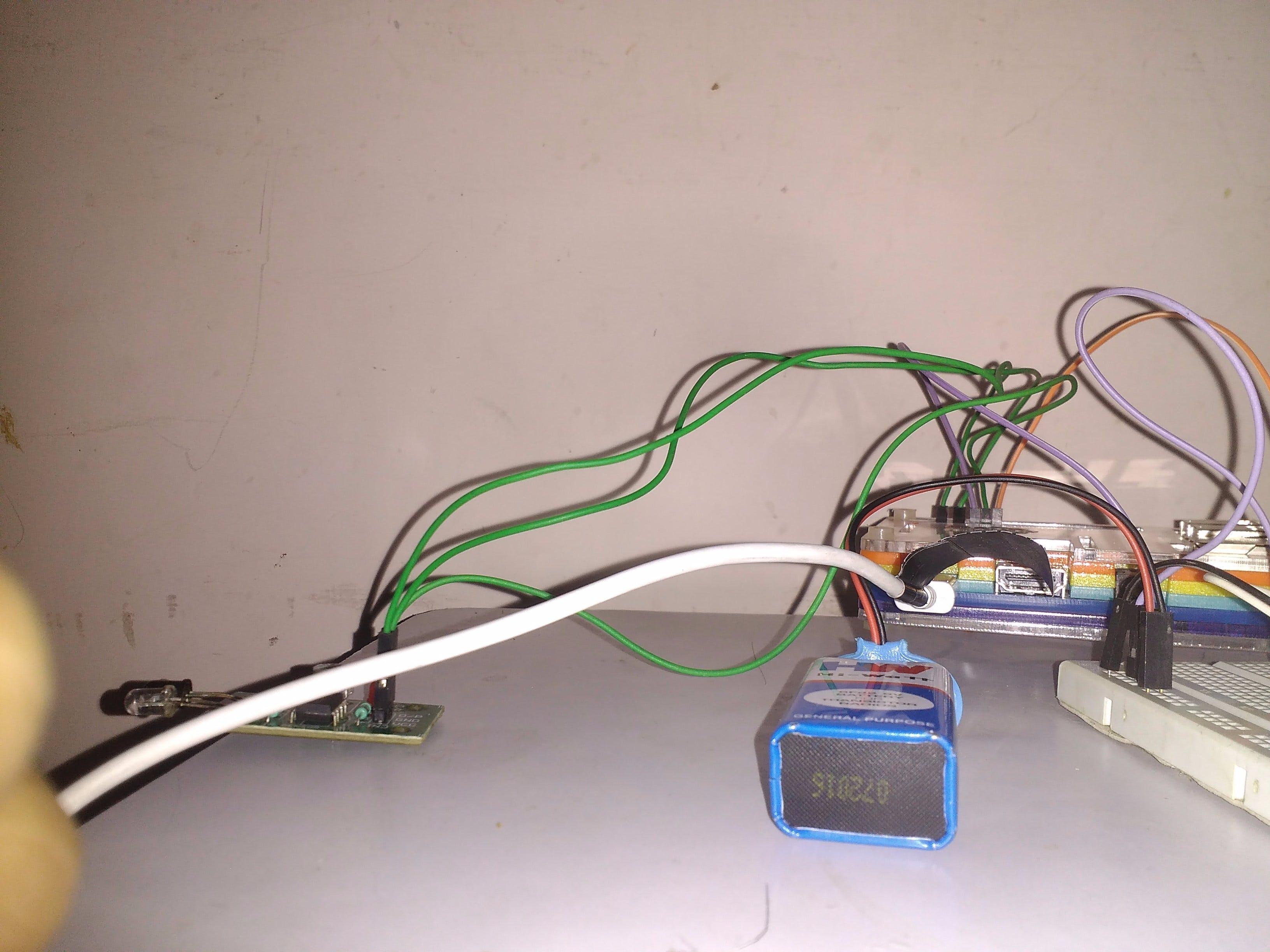 Automatic Fan